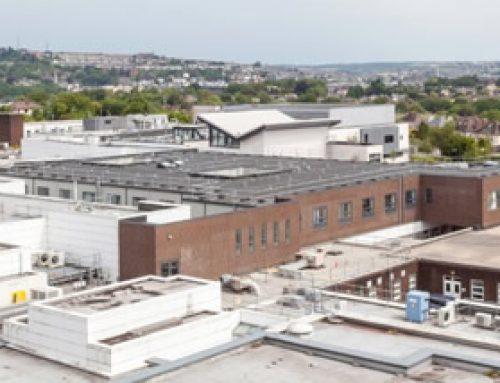 Cork University Hospital – Modular Build
